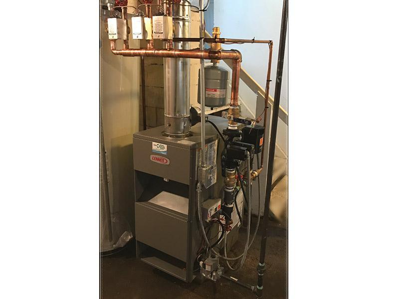 Boiler Sale & Service - Oak Electric