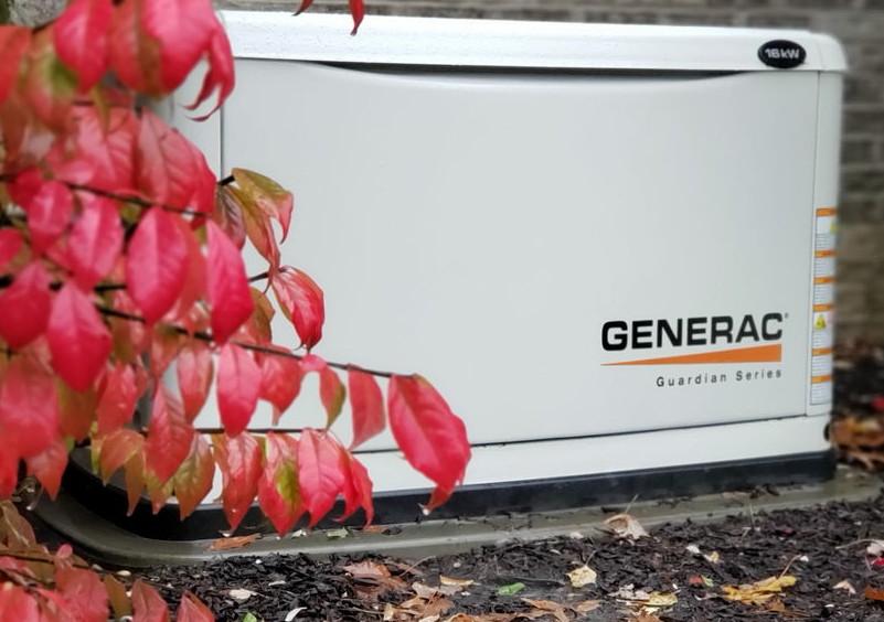 Generac fall